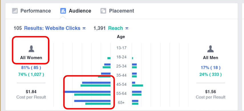 Uploading Customer List On Facebook To See Demographics