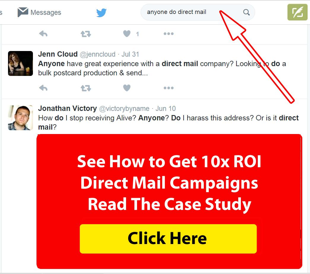 Placing Ads on Twitter Using Keyword Targeting