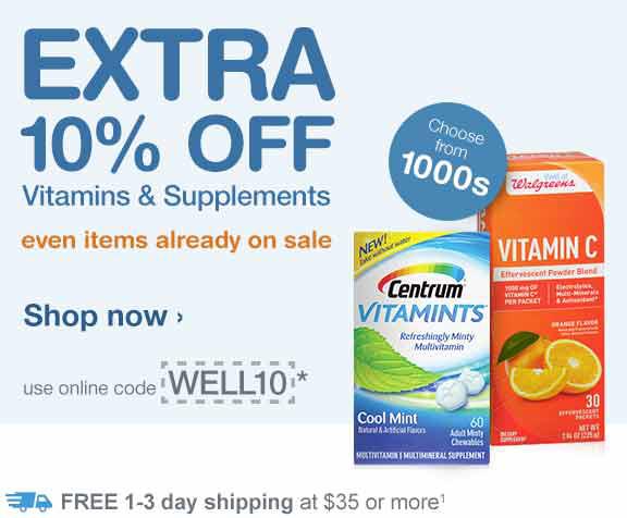 Vitamints Ads