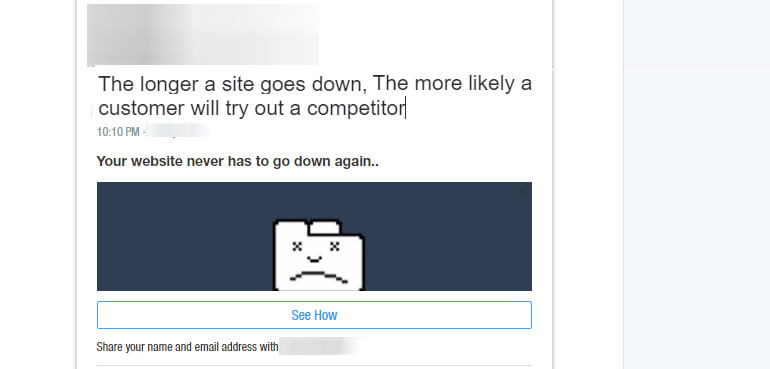 Example Bait Ad