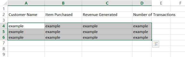Sample for Grouping Prospects using Excel (1)