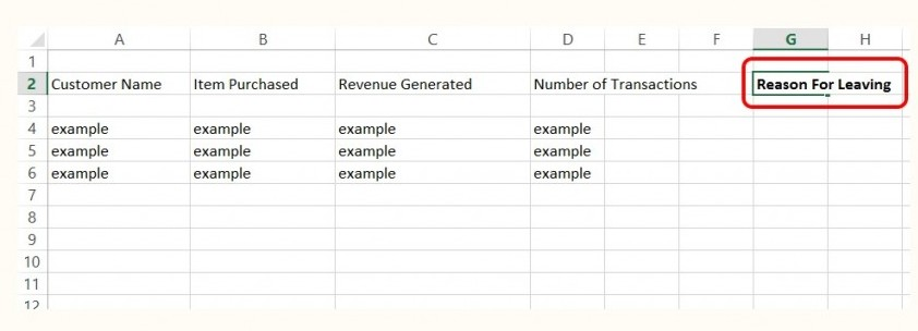 Sample for Grouping Prospects using Excel (2)