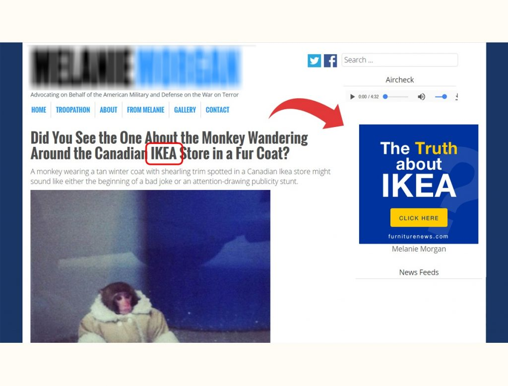 Article about IKEA