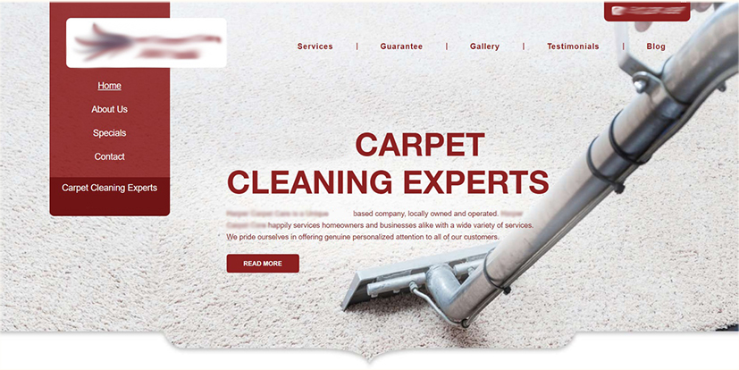Carpet Cleaning Ads