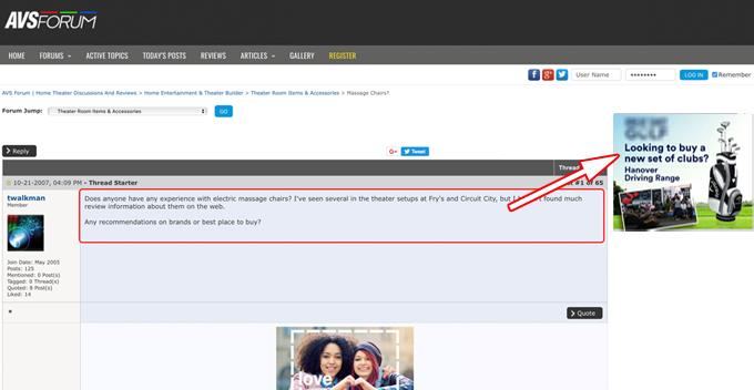 AVS Forums Sites