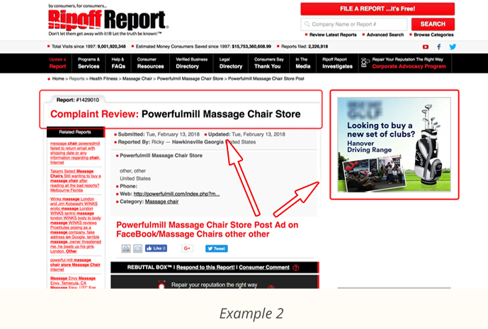 Massage Chair Review Sites(2)